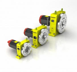 ROTOSPIN B  POSITIONERS