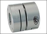 ROBA-DS(size3~15)零背隙鋁合金簧片聯軸器